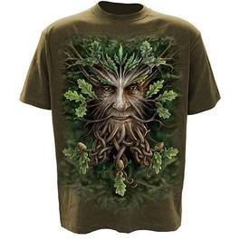 Spiral T-Shirt ''Oak King''