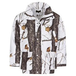 Hunter Jacke Allwetterjacke Snow Wild Trees