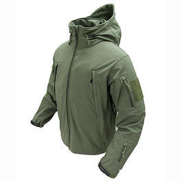 S.T. Condor Summit Outdoor Soft Shell Jacke oliv