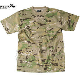 Classic Army T-Shirt Helikon Tex, camogrom