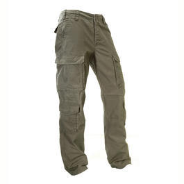Vintage Industries Pack Pant Hose oliv