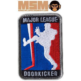 Mil-Spec Monkey Major League Doorkicker Patch Farbig Large