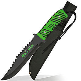 Bowie Knife - Bowiemesser Mad Zombie