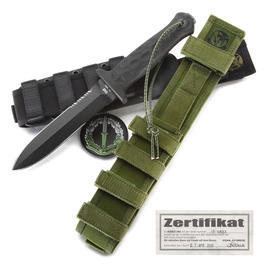 Pohl Force Dolch Romeo One Survival mit Kydex Scheide