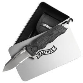Walther Rescue Knife Pro Black Rettungsmesser