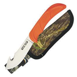 Fahrtenmesser - Outdoor Edge Fahrtenmesser Wild Skin orange inkl. Scheide