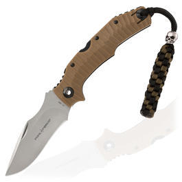 Pohl Force Bravo One Desert Outdoor Messer Gen3