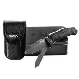 Umarex Waffen - Walther Messer Survival Folder Pro