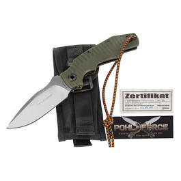 Pohl Force Einhandmesser Alpha Four Tactical Limited Edition