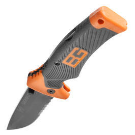 Bear Grylls Folding Sheath Einhandmesser