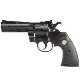 Pyrotechnik - Reck Python Schreckschuss Revolver9mm R.K. brüniert