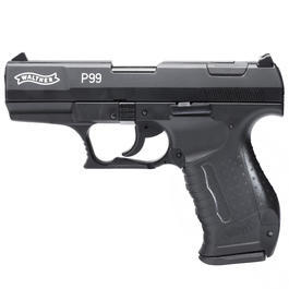 Walther P99 - Walther P99 Schreckschuss Pistole 9mm P.A.K. schwarz