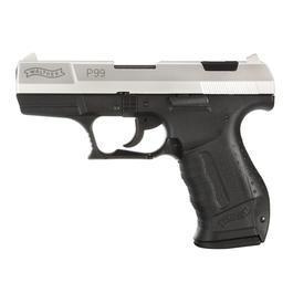 Walther P99 - Walther P99 Schreckschuss Pistole 9mm P.A.K. bicolor