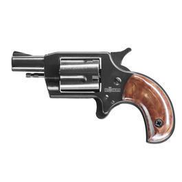 Schreckschußwaffen - Röhm Little Joe Schreckschuss Revolver brüniert