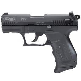 Walther P22 - Walther P22 Schreckschuss Pistole 9mm P.A.K. brüniert