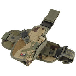 Fidragon Beinholster Tactical Kombi Universal woodland