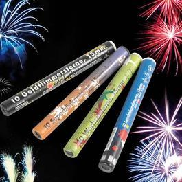 Pyrotechnik - Stars 4 Fun - 40 Leuchtsterne Feuerwerkset