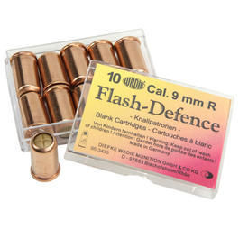 Flash Defence 9mm 10 St�ck