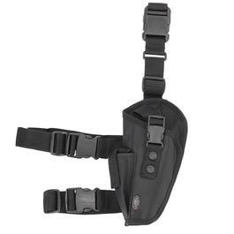 Armee Shop - UTG Beinholster New Gen, schwarz, groß, Linkshänder, ohne Beinpad