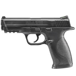Smith&Wesson M&P40 CO2 Luftpistole 4,5 mm BB br�niert Metallschlitten