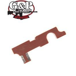 G&P Polyamid Selectorplate f. M16 Serie