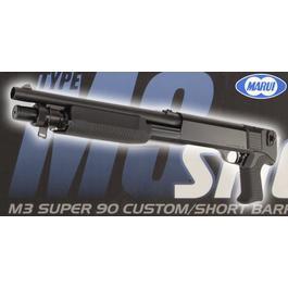 Softair ab 18 - Tokyo Marui M3 Super 90 Shorty Shotgun Springer 6mm BB schwarz
