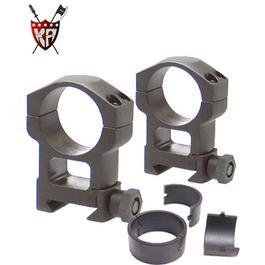 King Arms Mil-Spec Tactical Rings f. 25/30mm Zielgeräte