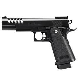 Softair ab 14 - MX Hi-Capa 5.1 Springer 6mm BB schwarz