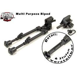 G&P Multi Purpose Bipod (Zweibein)