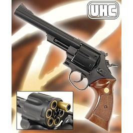 UHC M-29 Softair Revolver - 6 Zoll