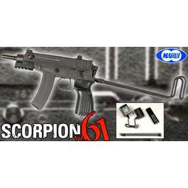 BB Gun - Tokyo Marui Scorpion VZ61 S-AEG