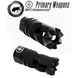 MadBull / Primary Weapons Aggressive Comp Flash-Hider schwarz