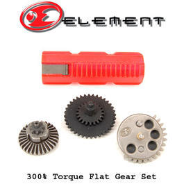 Element 300% Torque Flat Gear Set