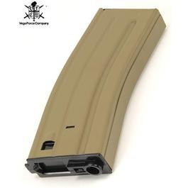 VFC SOCOM Light Magazin 300 Schuss tan