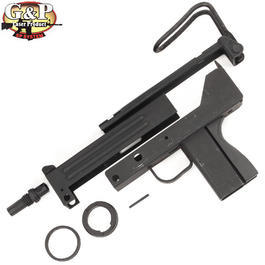G&P M11A1 Stahl Conversion Kit f. KSC / KWA M11A1