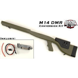 G&P M14 DMR Conversion Kit (OD)