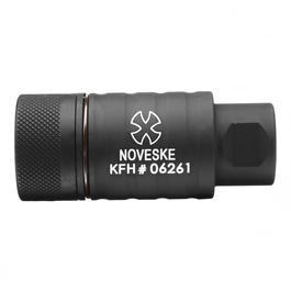 MadBull / Noveske KFH Aluminium Amplifier Flash-Hider schwarz 14mm-