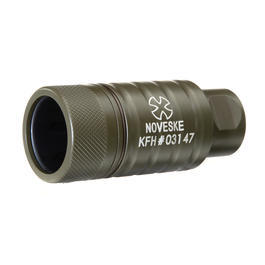 MadBull / Noveske KFH Aluminium Amplifier Flash-Hider oliv 14mm-