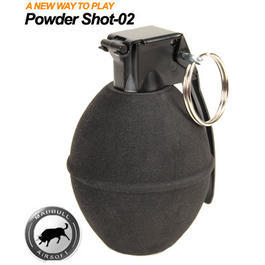 Madbull - MadBull Powder Shot 02 Dummy Edition schwarz
