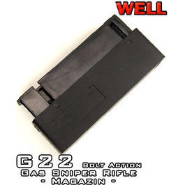 Well G22 Magazin 24 Schuss