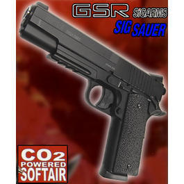 Cybergun Sig Sauer GSR Sigarms Vollmetall CO� NBB