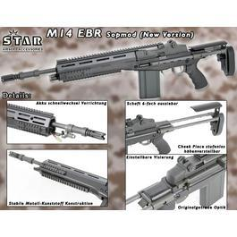 Star M14 Sopmod (New Type) S-AEG