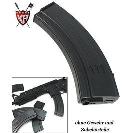 King Arms M16 Magazin 100er AK-Type schwarz