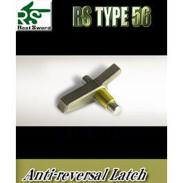 Real Sword Anti-Reversal Latch f. Type 56 Serie
