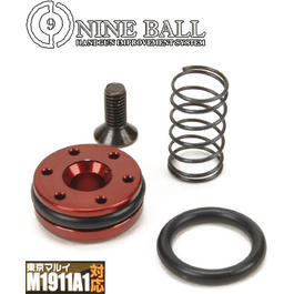 Nine Ball Dyna Piston Head f. TM 1911 / Hi-Capa / P226 / G26