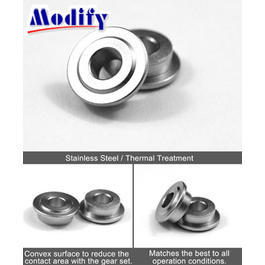 Modify 7mm Tempered Stainless Bushings