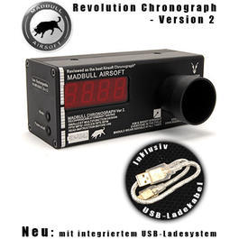 MadBull Airsoft Chronograph Revolution V2