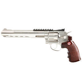 CO2 Softair - Ruger Super Hawk 8 Zoll 6mm BB CO2 Revolver chrom