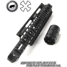 MadBull / Noveske Free Float Handguard Set 10 Inch (Open Top Version)