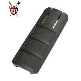 King Arms Rail Cover 95mm schwarz